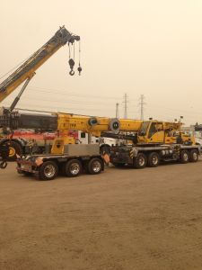 Grove Crane | Pioneer Machine and Crane | Alberta Machine Rentals and Shop