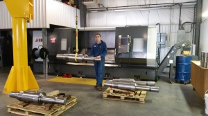 Machine Shop | Pioneer Machine and Crane | Alberta Machine Rentals and Shop
